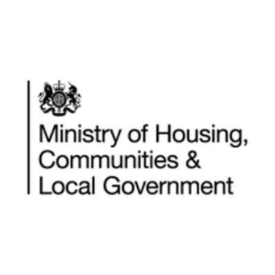 Logo for Ministry of Housing, Communities & Local Government