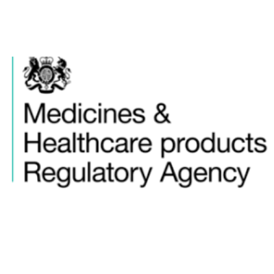 Logo for Medicines and Healthcare products Regulatory Agency