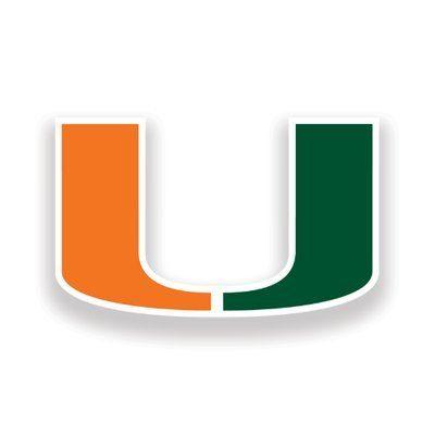 Logo for University of Miami