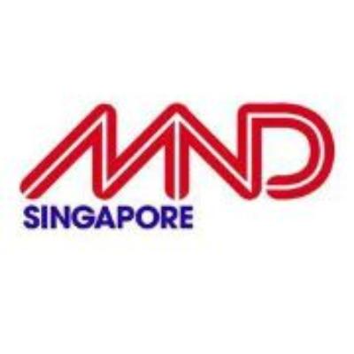 Logo for Ministry of National Development