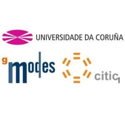 Logo for Universidade da Coruña
