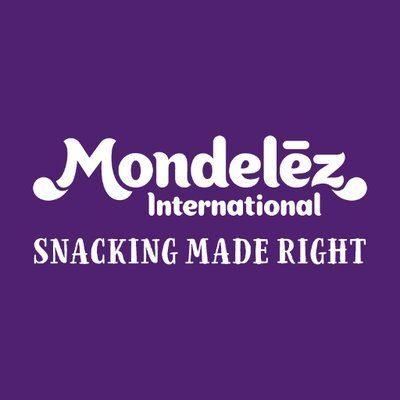 Logo for Mondelēz International