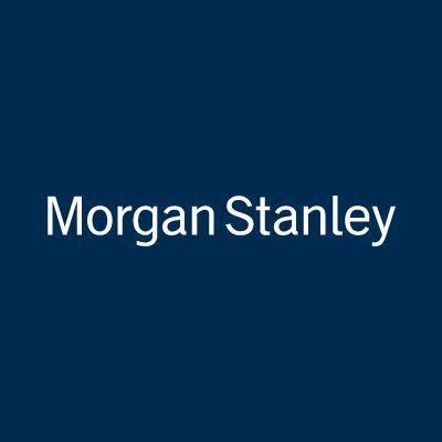 Logo for Morgan Stanley