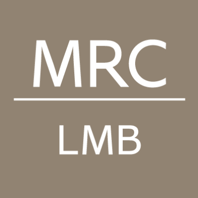 Logo for MRC Laboratory of Molecular Biology
