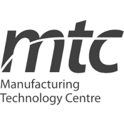 Logo for The Manufacturing Technology Centre (MTC)