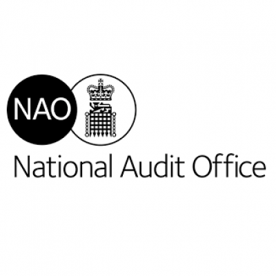 Logo for The National Audit Office