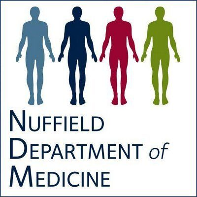 Logo for Nuffield Department of Medicine - Oxford