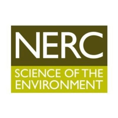 Logo for Natural Environment Research Council - NERC