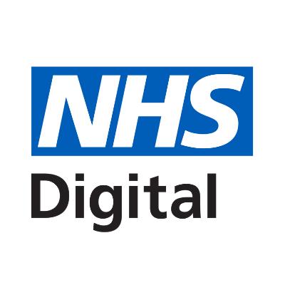 Logo for NHS Digital