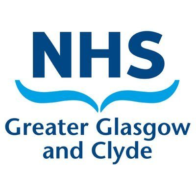 Logo for NHS Greater Glasgow and Clyde