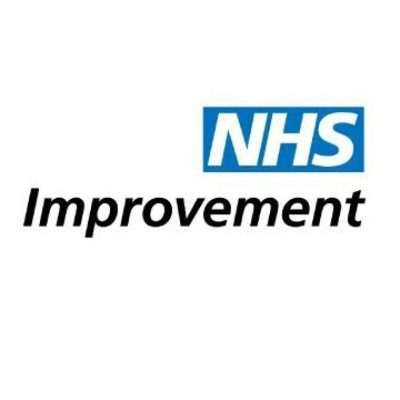 Logo for NHS Improvement