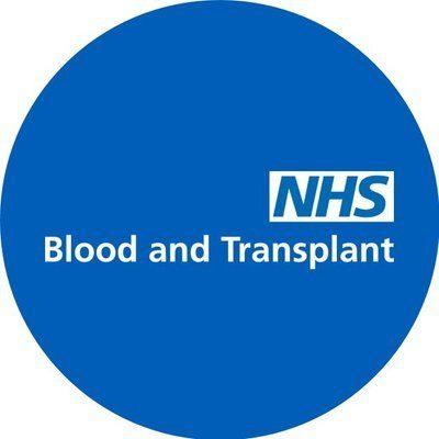 Logo for NHS Blood and Transplant (NHSBT)