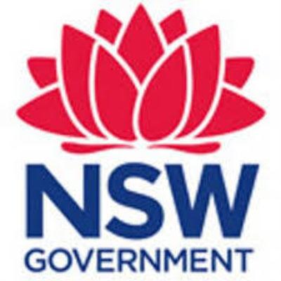 Logo for NSW Treasury