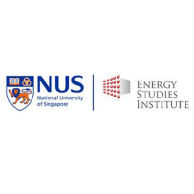 Logo for Energy Studies Institute, NUS
