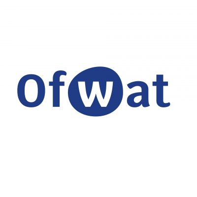 Logo for Ofwat (Water Services Regulation Authority)