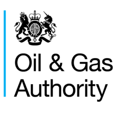 Logo for The Oil and Gas Authority