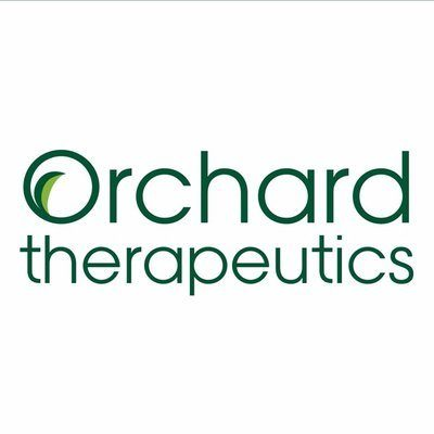 Logo for Orchard Therapeutics