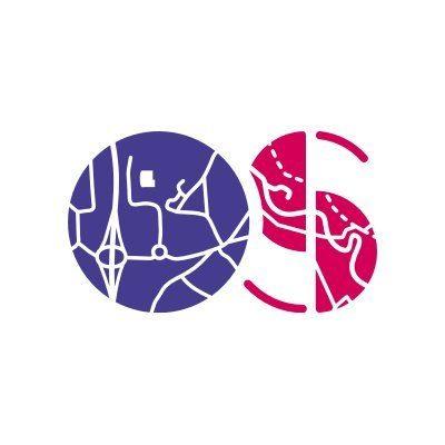 Logo for Ordnance Survey