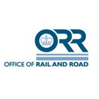 Logo for Office of Rail and Road