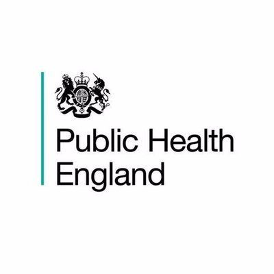 Logo for Public Health England