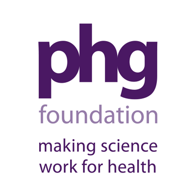 Logo for The PHG Foundation