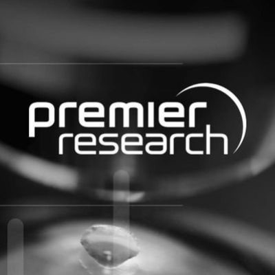 Logo for Premier Research