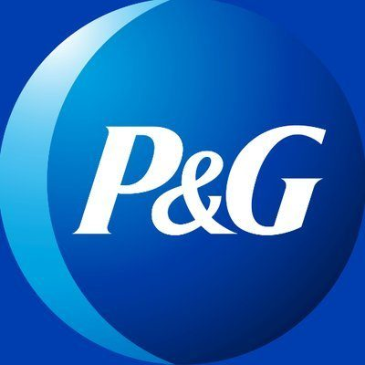 Logo for Procter & Gamble