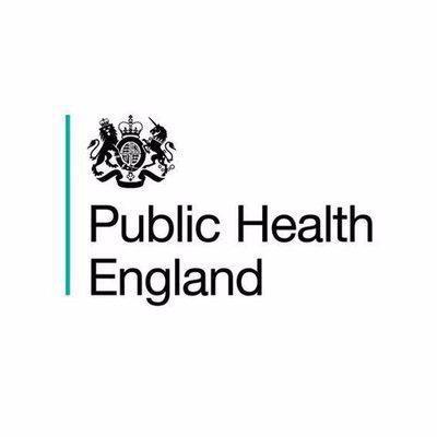 Logo for Public Health England