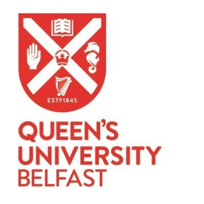 Logo for Queen's University Belfast