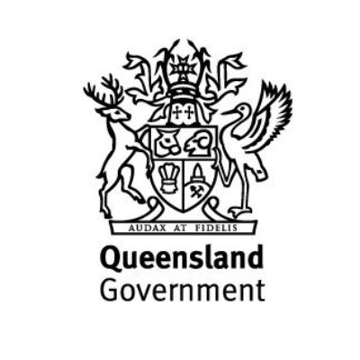 Logo for Queensland Government