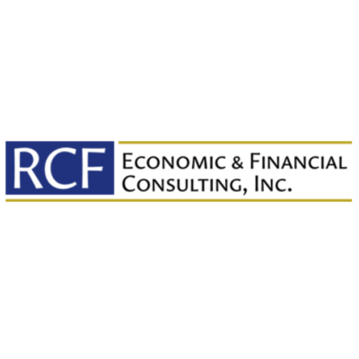 Logo for RCF Economic & Financial Consulting