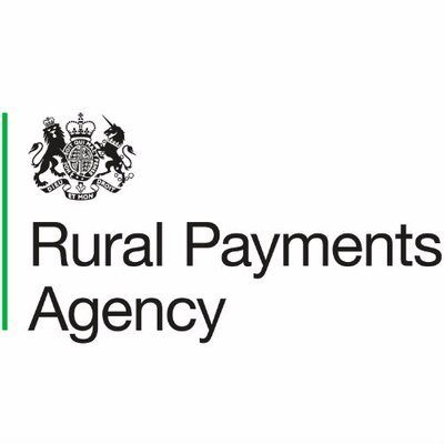 Logo for Rural Payments Agency