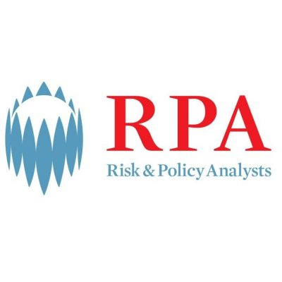 Logo for Risk & Policy Analysts Ltd