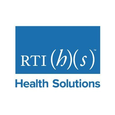 Logo for RTI Health Solutions