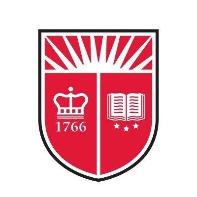 Logo for Rutgers University