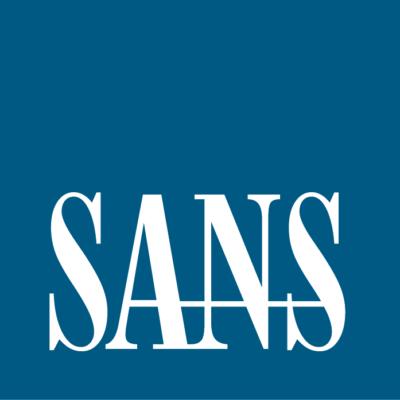 Logo for The SANS Institute