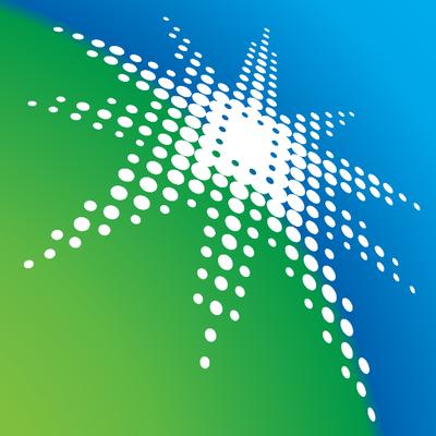 Logo for Saudi Aramco