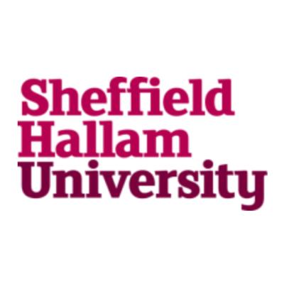 Logo for Sheffield Hallam University