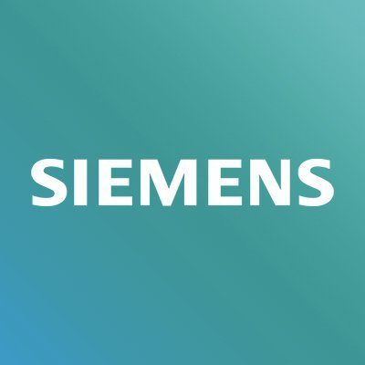 Logo for Siemens
