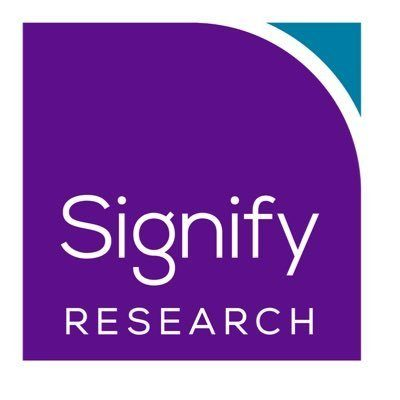 Logo for Signify Research