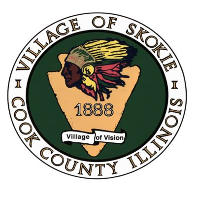 Logo for Village of Skokie