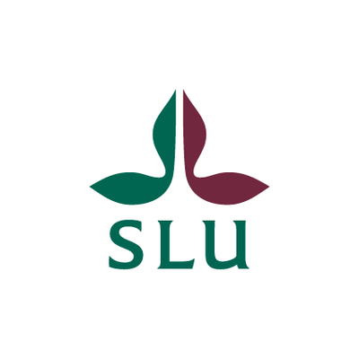 Logo for Swedish University of Agricultural Sciences (SLU)