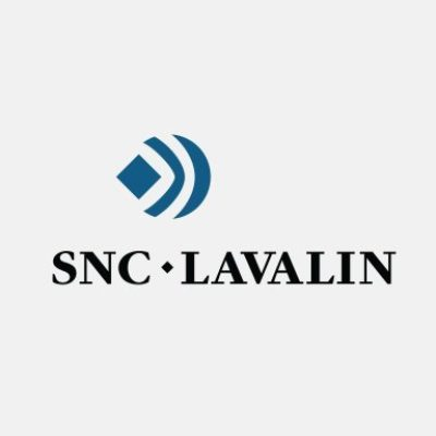 Logo for SNC-Lavalin