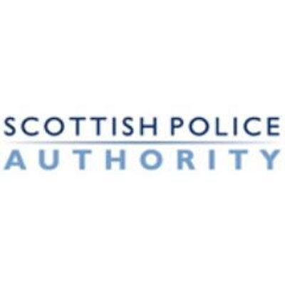 Logo for The Scottish Police Authority