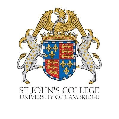Logo for St John's College, Cambridge