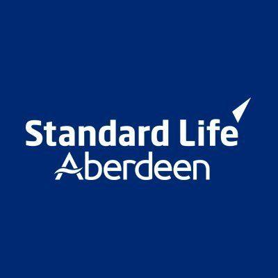 Logo for Standard Life Aberdeen