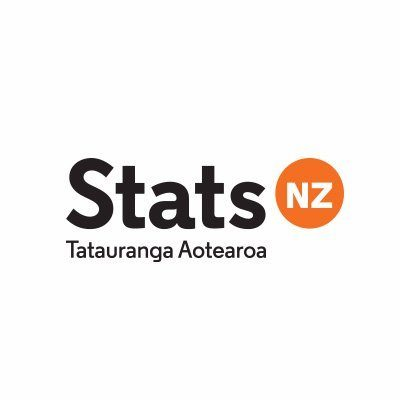 Logo for Statistics New Zealand