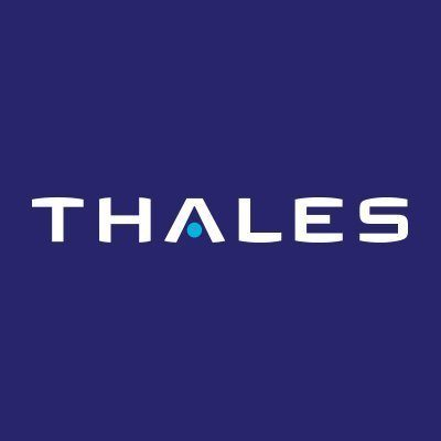 Logo for Thales