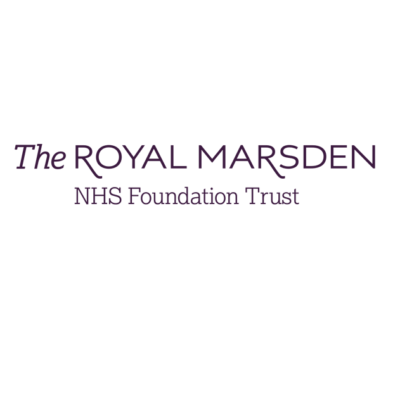 Logo for Royal Marsden Clinical Trials Unit