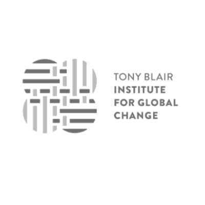 Logo for Tony Blair Institute for Global Change